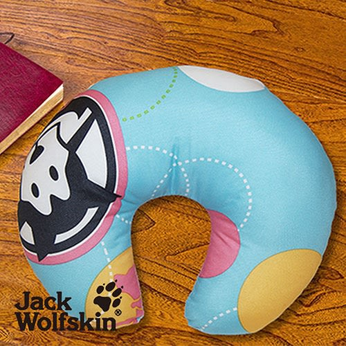 【Jack Wolfskin】Hi Doggy護頸枕(可拆式)