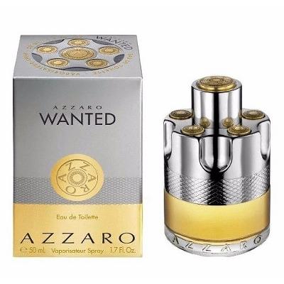 AZZARO WANTED 致命武器男性淡香水 50ml