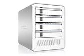 [富廉網] ICY DOCK ICYCube MB561U3S-4S R1 白色 四層式USB 3.0 & eSATA硬碟外接盒