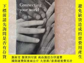 二手書博民逛書店connecting罕見your world(連接你的世界)Y367679 如圖 如圖