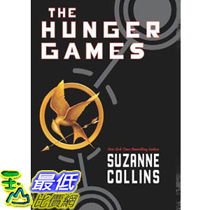 [104美國直購] 美國暢銷書排行榜 The Hunger Games (The Hunger Games, Book 1) Hardcover