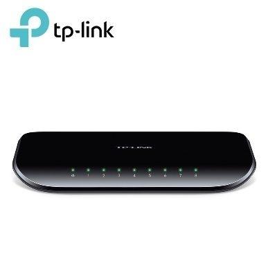 全新TP-LINK TL-SG1008D 8 埠 Gigabit 桌上型交換器