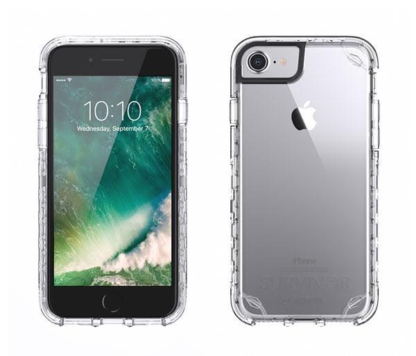 【唐吉】Griffin Survivor Journey iPhone 7 軍規防摔保護殼, 透明色
