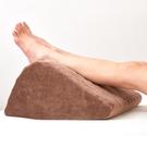 毛絨海綿墊腿枕床上睡眠腳枕抬腿墊膝蓋枕頭靜脈墊腳枕腿墊高曲張 「限時免運」