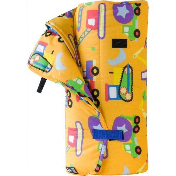 【LoveBBB】無毒幼教睡袋 符合美國標準 Wildkin 28110 怪手卡車 午睡墊(3-7) 安親班/兒童睡袋
