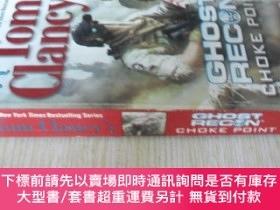 二手書博民逛書店英文原版罕見Tom Clancy s Ghost Recon: Choke PointY7215 Peter