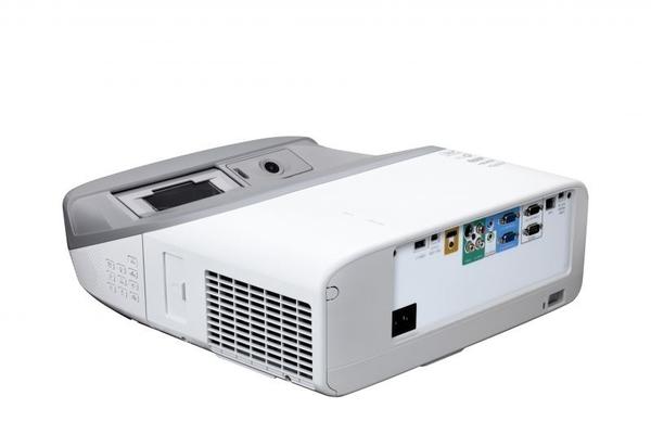 分期0利率 ViewSonic PS750W 超短焦互動式 DLP 投影機 3300ANSI WXGA 公司貨保固3年