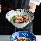泡麵碗 舍里日式陶瓷大湯面碗家用牛肉面碗拌面泡面拉面碗復古水果沙拉碗 3C公社