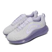 Nike 慢跑鞋 Wmns Air Max 720 灰 紫 女鞋 運動鞋 大氣墊 【PUMP306】 AR9293-009