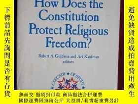 二手書博民逛書店How罕見Does the Constitution Prote