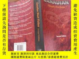 二手書博民逛書店CANADIAN罕見Short Fiction(Second Edition)Y11966