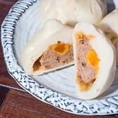 蛋黃菜肉包 140±5g/4顆 點心系列 【金賓滷味】