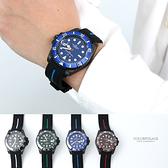 范倫鐵諾˙古柏 夜光橡膠機械錶【NEV46】單支