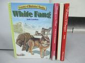 【書寶二手書T9/少年童書_PGM】White Fang_The Prince and the Pauper等_共4本合