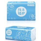 618好康鉅惠原木抽紙餐巾紙紙巾24包整箱家庭裝衛生紙 東京衣櫃