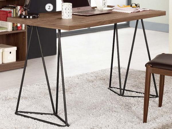 書桌 電腦桌 MK-360-2 諾艾爾4尺書桌【大眾家居舘】