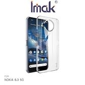 Imak NOKIA 8.3 5G 羽翼II水晶保護殼 硬殼 背蓋式 透明殼
