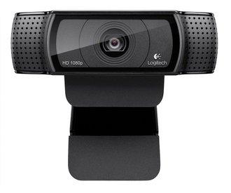 【現貨】羅技 Logitech HD 網路攝影機 C920E HD Pro Webcam 1080P 卡爾蔡司光學鏡頭 內建雙麥克風