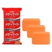 日本 MAX 淨膚舒緩肥皂(3入)【小三美日】