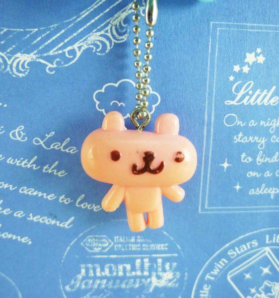 【震撼精品百貨】貝蒂熊_Betty Bear~吊飾原子筆-藍
