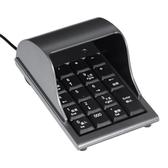 馳尚 魔蛋數字密碼小鍵盤防窺銀行證券藥店收銀機會員USB有線鍵盤