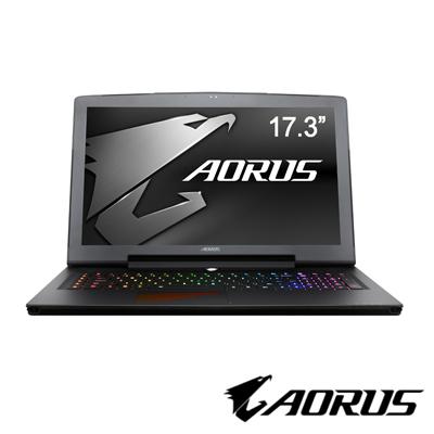 AORUS X7v7 17吋電競筆電(i7-7820/GTX1070/256G+1T/16G) 送32G隨身碟