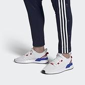 【母親節跨店折後$2680】ADIDAS U_Path Run 男鞋 女鞋 慢跑 休閒 襪套 白 藍 紅 FY2417