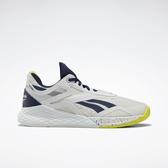 Reebok Nano X [FV6766] 女鞋 運動 休閒 訓練 健身 輕量 緩衝 舒適 支撐 穩定 包覆 白 藍