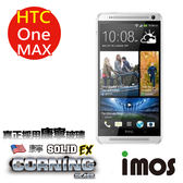 TWMSP★按讚送好禮★iMOS 宏達電 HTC One Max 康寧 9H 強化玻璃 疏水疏油 螢幕保護貼