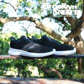 Adidas Qtflex 白底 黑網 慢跑鞋 女  2018/7月 (布魯克林) DA9449