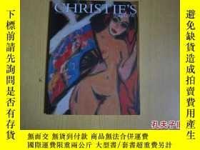 二手書博民逛書店CHRISTIE S罕見magazine(MAY JUNE 20