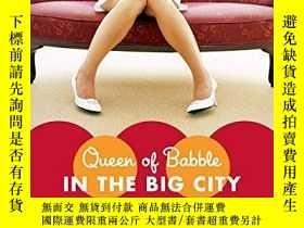 二手書博民逛書店Queen罕見Of Babble In The Big CityY364153 Meg Cabot Harpe