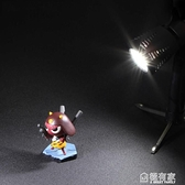 LED攝影柔光白光燈珠寶文玩攝影燈常亮台燈攝影棚直播 秋季新品