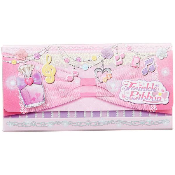 星光樂園 星光卡片收納盒 Twinkle Ribbon_ PP80710