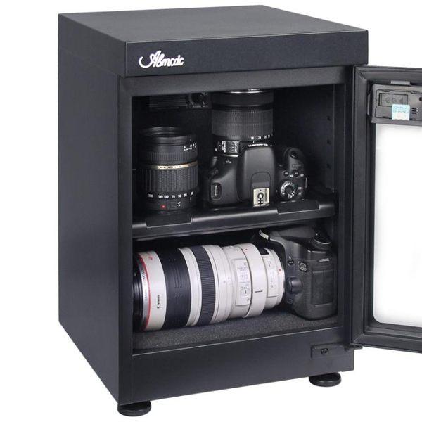 防潮箱 30升電子防潮箱干燥箱新款全自動除濕單反相機鏡頭防潮柜-凡屋