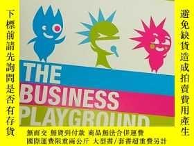 二手書博民逛書店THE罕見BUSINESS PLAY GROUNDY194136