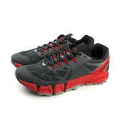MERRELL AGILITY PEAK FLEX 運動鞋 跑鞋 健行 灰色 男鞋 ML09645 no839