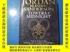 二手書博民逛書店ROBERT罕見JORDAN BRANDON SANDERSON TOWERS OF MIDNIGHTY207