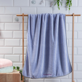 Cozy纖纖舒柔超吸水浴巾-粉紫-生活工場