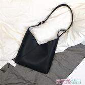 子母包 包包女2019韓版時尚夏季百搭子母包簡約休閒包個性潮流側背包 愛麗絲精品