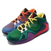 Nike 籃球鞋 Zoom Freak 1 1/2 MULTI EP Multicolor 彩色 女鞋 字母哥 陰陽 【PUMP306】 CU1486-800