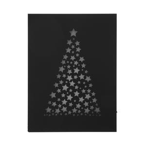 聖誕樹LED裝飾畫