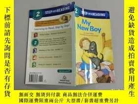 二手書博民逛書店My罕見New Boy我的新夥伴Y320287 Joan Phi
