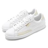 Puma 休閒鞋 Match 74 UPC 男鞋 白 金 基本款 板鞋 彪馬 運動鞋 【ACS】 35951810