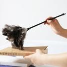 藝之初迷你除塵神器除塵撣子鴕鳥毛撣子小雞毛撣子不掉毛家用塵刷