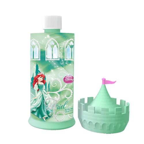 Disney迪士尼小美人魚香氛泡泡浴洗髮精組