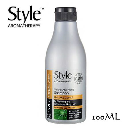 Style 以色列死海洗髮精/養髮99潔髮精萃 100ml【i -優】