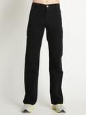 BOBSON 男款雙色平絨直筒褲(黑1731-53)