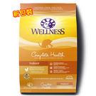 ☆國際貓家,WDJ16年推薦好飼料☆Wellness 全方位田園均衡食譜 室內貓12lb8oz(5.4kg)