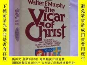 二手書博民逛書店The罕見Vicar of Christ【 牧師,英文原版】Y1